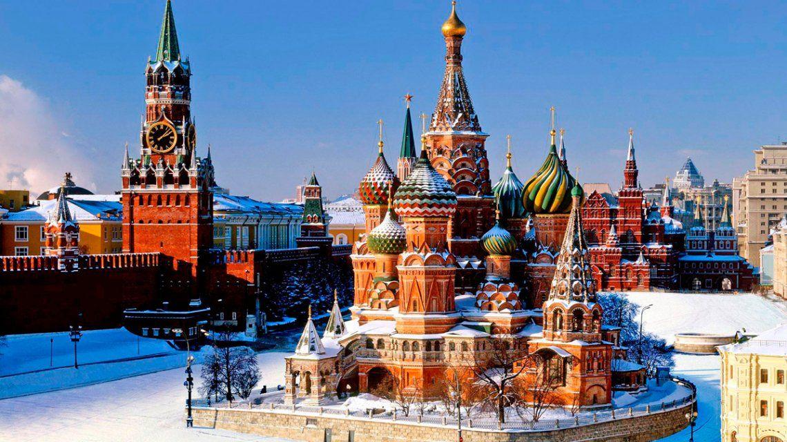 Rusia 2018: diez razones para no parar en Moscú