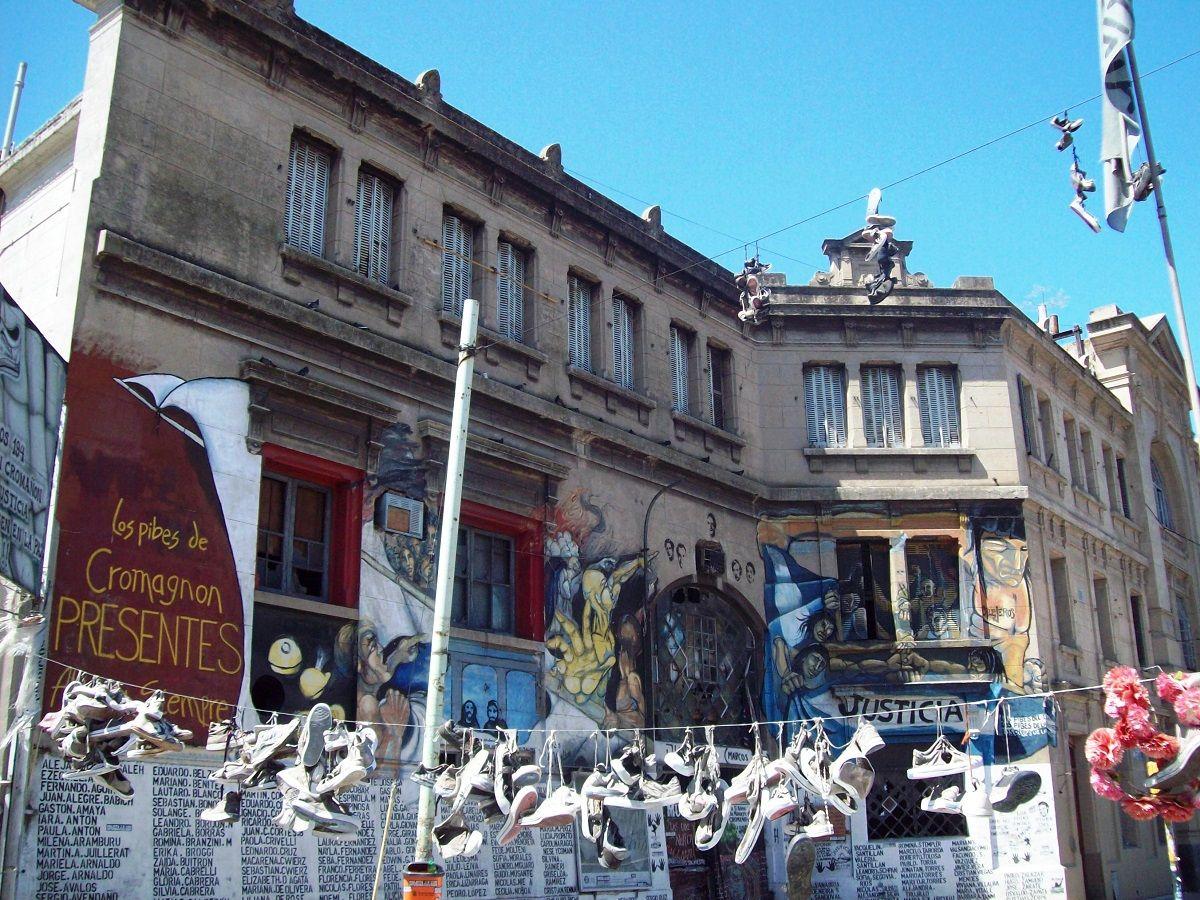 Familiares de víctimas de Cromañón pidieron la expropiación del predio