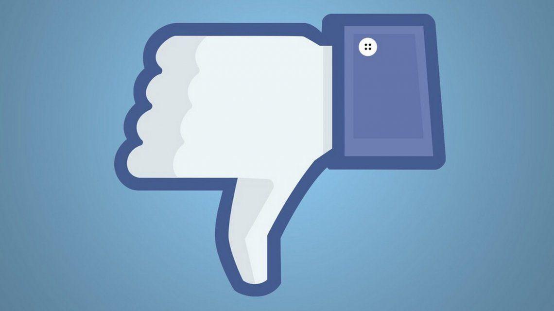 Facebook e Instagram están caídos