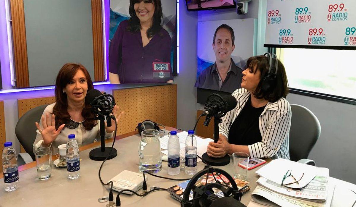 Cristina mostró su lado más íntimo: habló de Néstor, el feminismo y su infancia