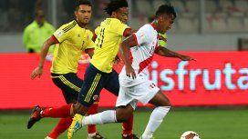 Escándalo: un jugador de Perú reconoció cómo arreglaron el empate con Colombia
