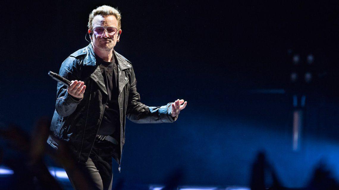 Bono le escribió una carta a la familia Maldonado
