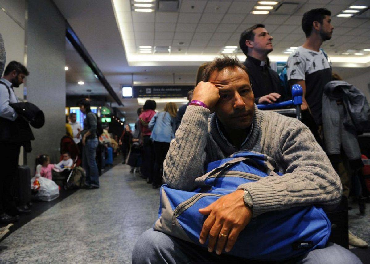Paro en Aerolíneas Argentinas