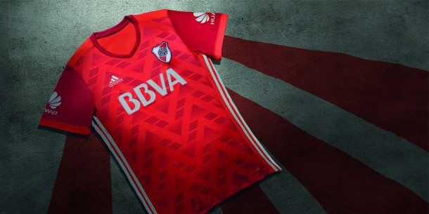 Camiseta River Plate 2017 Away