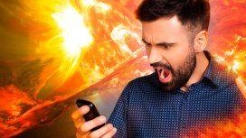 Alerta: los celulares podrían funcionar mal por una tormenta magnética