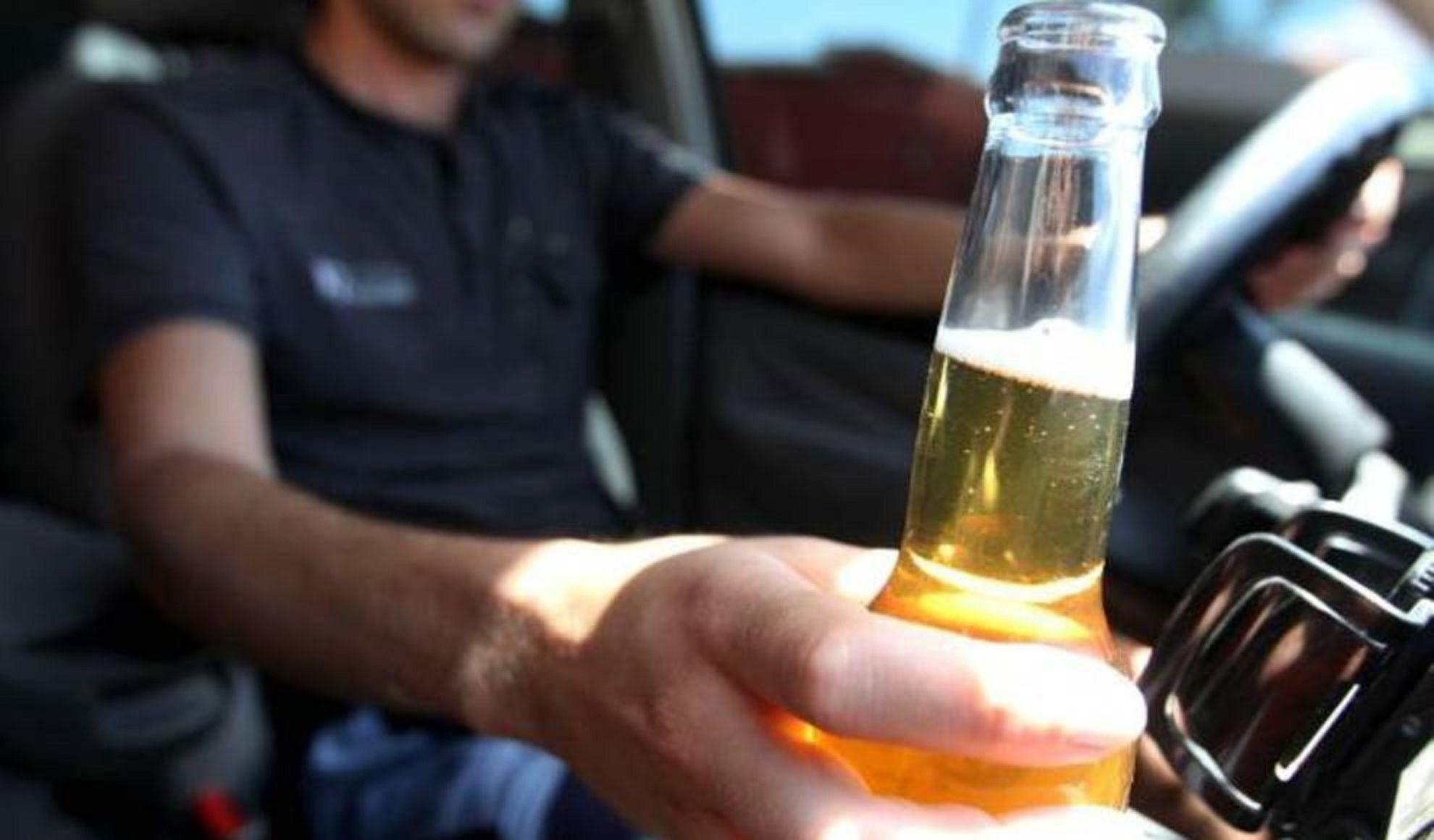 Un hombre fue condenado a ocho días de cárcel por conducir borracho