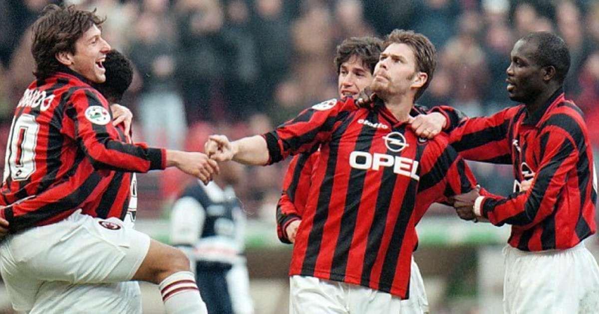 Milan de los 90 con George Weah