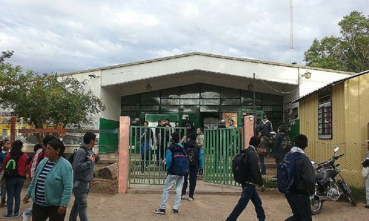 Escuela Capitán Candelaria