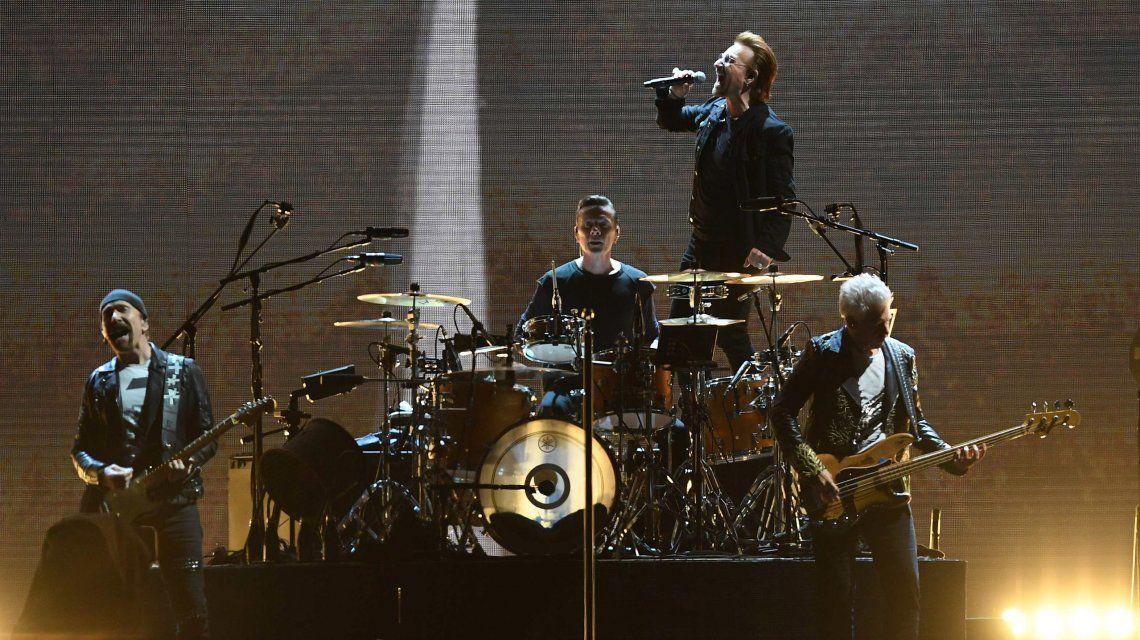 Como la mitad más uno del país: U2 también es de Boca