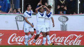 Vélez le ganó a Newells el duelo de necesitados