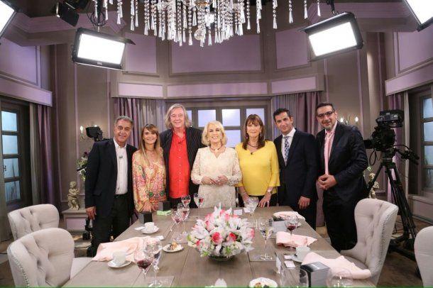 Los invitados del almuerzo de Mirtha Legrand