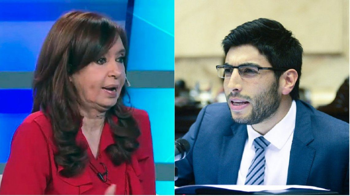 El guiño de Facundo Moyano al pedido de Cristina Kirchner