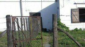 Ocurrió en una casa abandonada de 114 bis, entre 17 y 19, en Balcarce