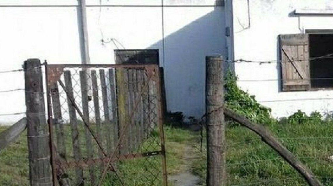 Ocurrió en una casa abandonada de 114 bis