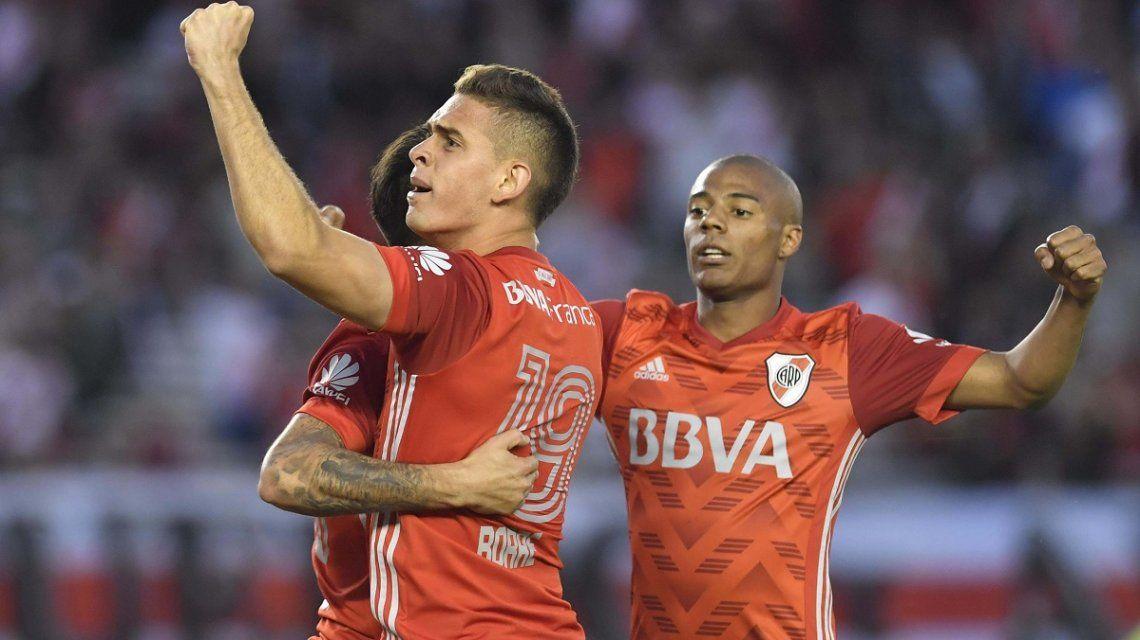 River se durmió y Atlético Tucumán se lo empató en el Monumental