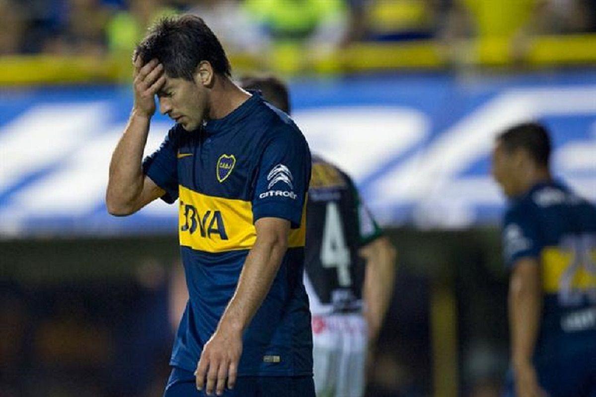 El drama familiar de Pablo Pérez: el mal momento del capitán de Boca