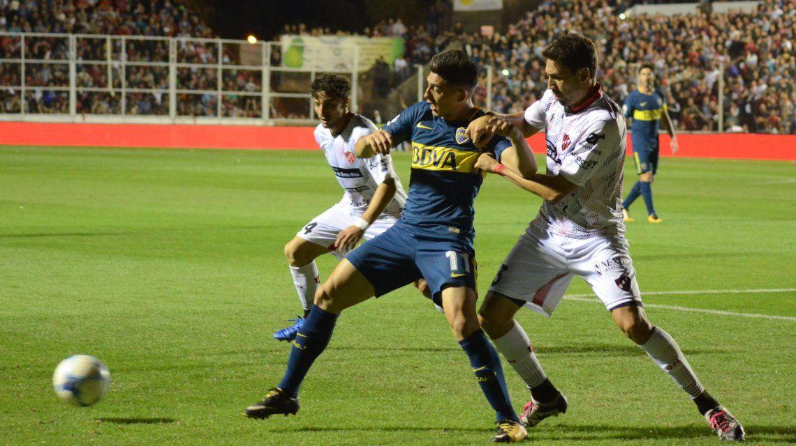 Boca ganó alcanzó el mejor inicio de toda su historia profesional
