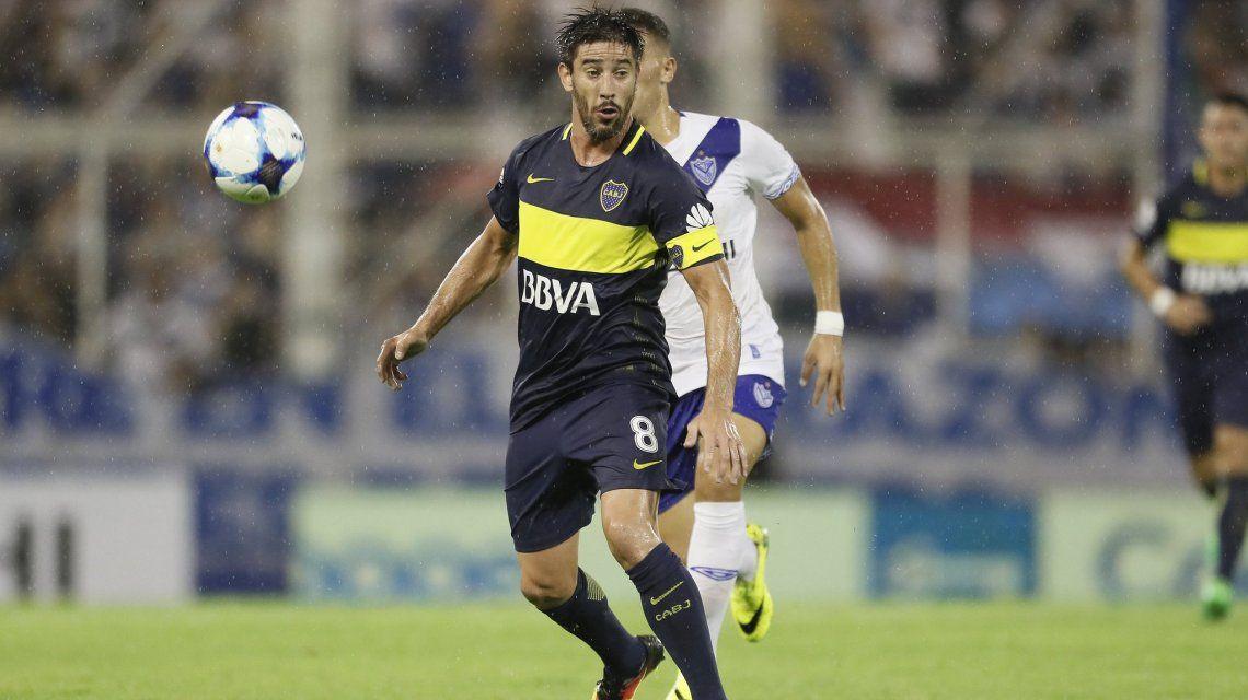 Pablo Pérez y un duro momento personal