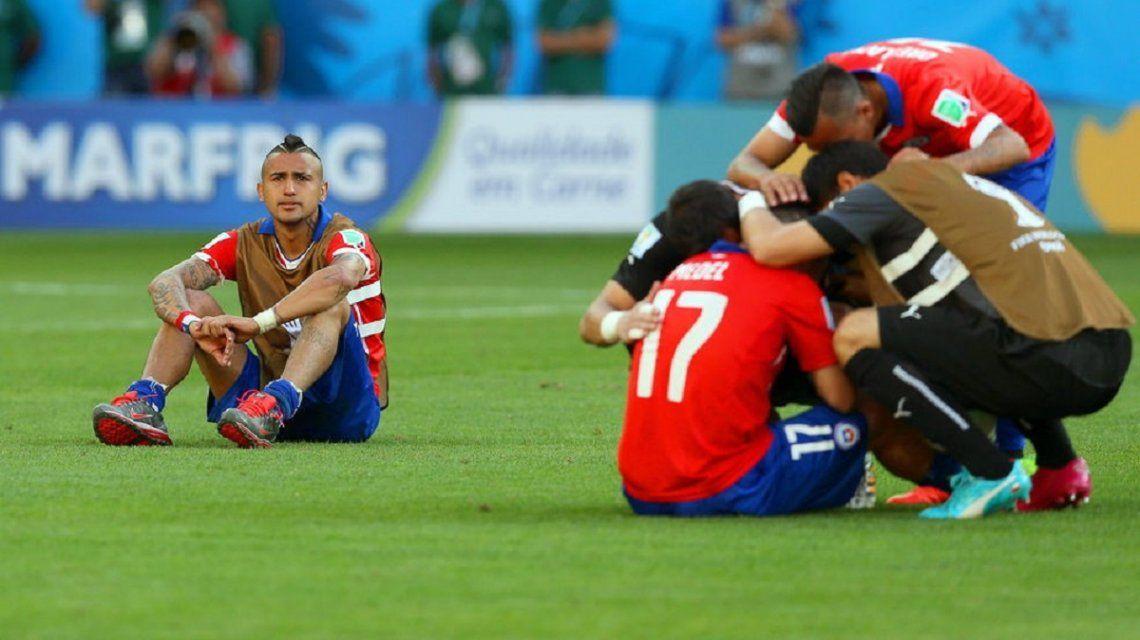 Mundial de Rusia: el plan de Chile para clasificar y dejar afuera a Perú y Colombia