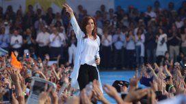 El mensaje de Cristina Kirchner antes del comienzo de la veda electoral