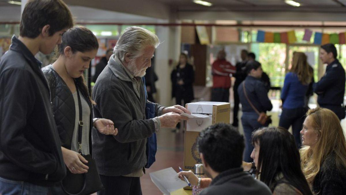 Elecciones 2017: ¿quiénes están habilitados para votar?