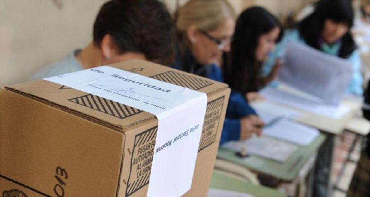 Elecciones 2017: todo lo que tenés que saber si te tocó ser autoridad de mesa