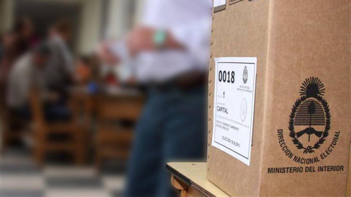 Elecciones 2017: ¿puedo votar si no voté en las PASO?