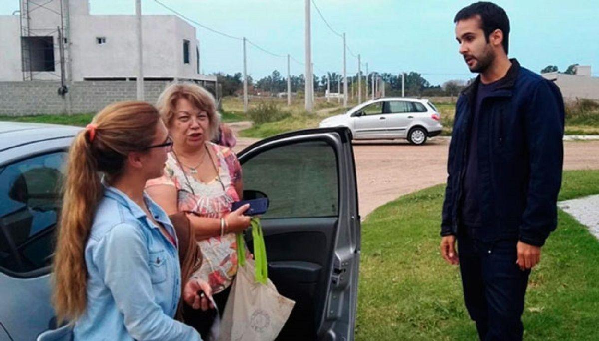 Le robaron $25 mil a un candidato de Cambiemos en La Pampa en pleno timbreo