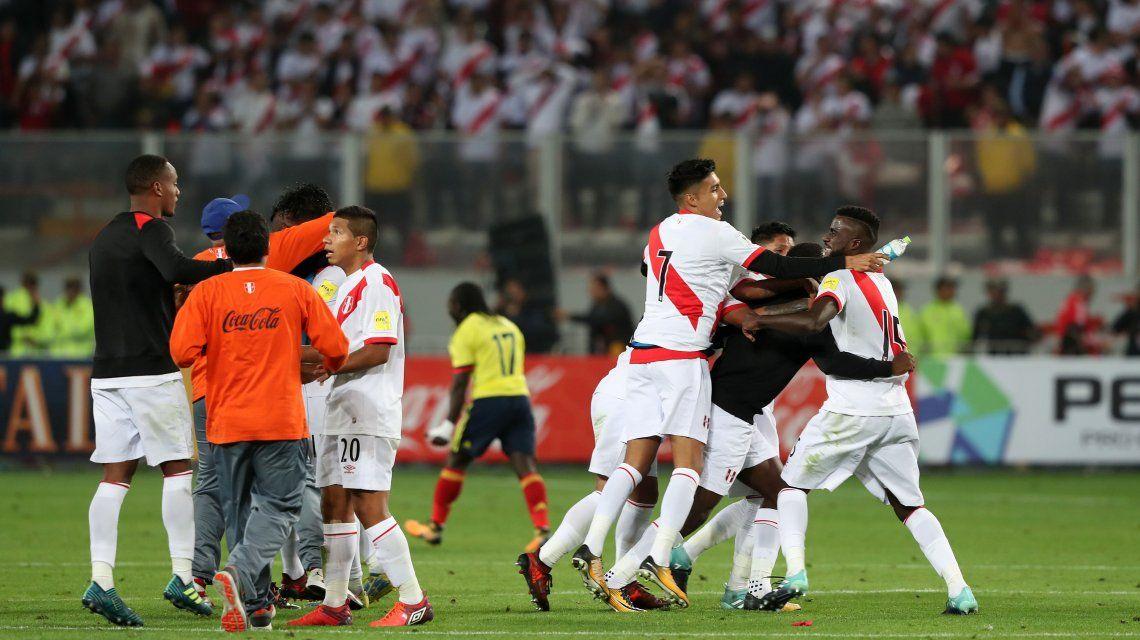 Los peruanos tienen mucha ilusión de volver a un Mundial tras 36 años