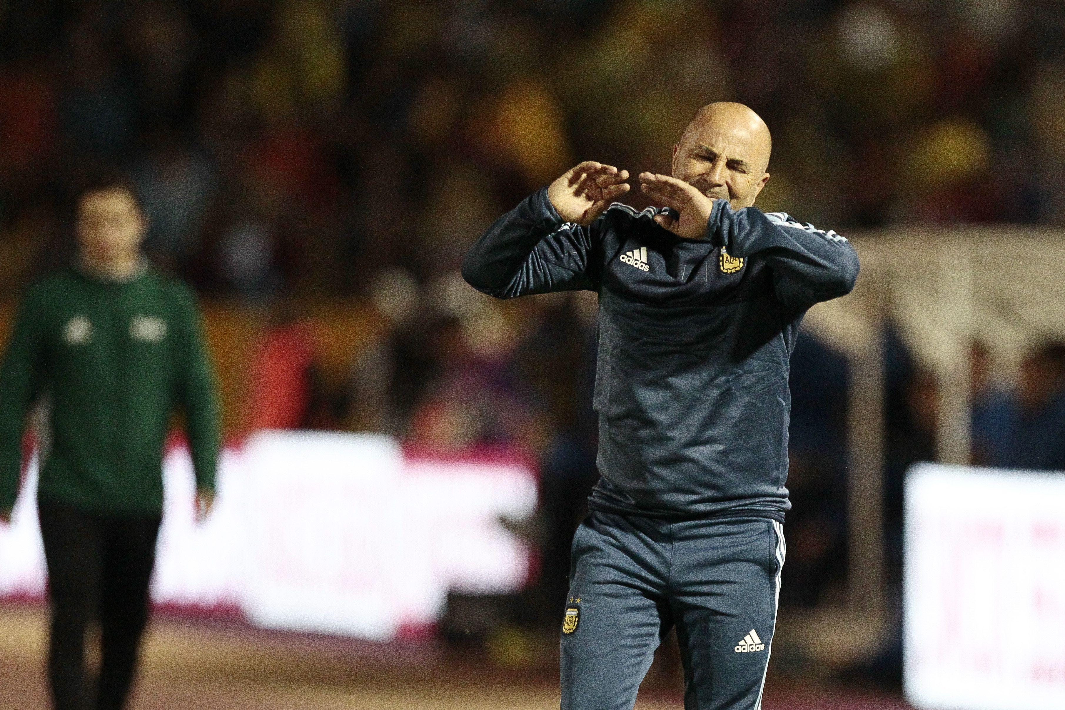 Chiqui Tapia admitió que Sampaoli fue el plan B para la Selección: ¿quién era el elegido?