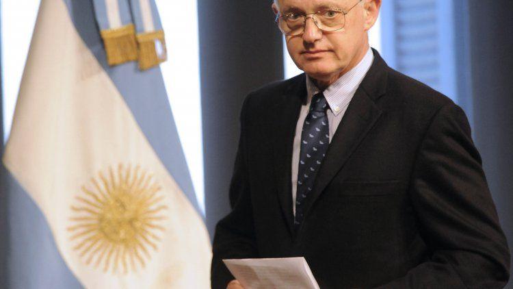 Ex Canciller Héctor Timerman