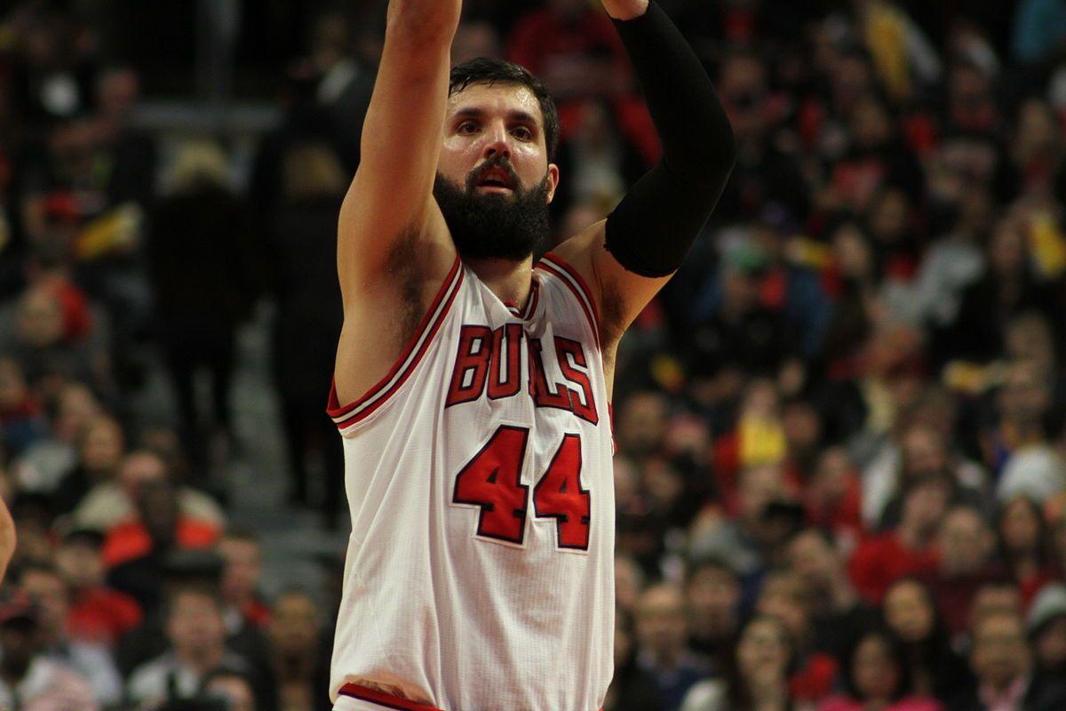 NBA: Mirotic, baja indefinida tras una pelea con Portis en práctica de los Bulls