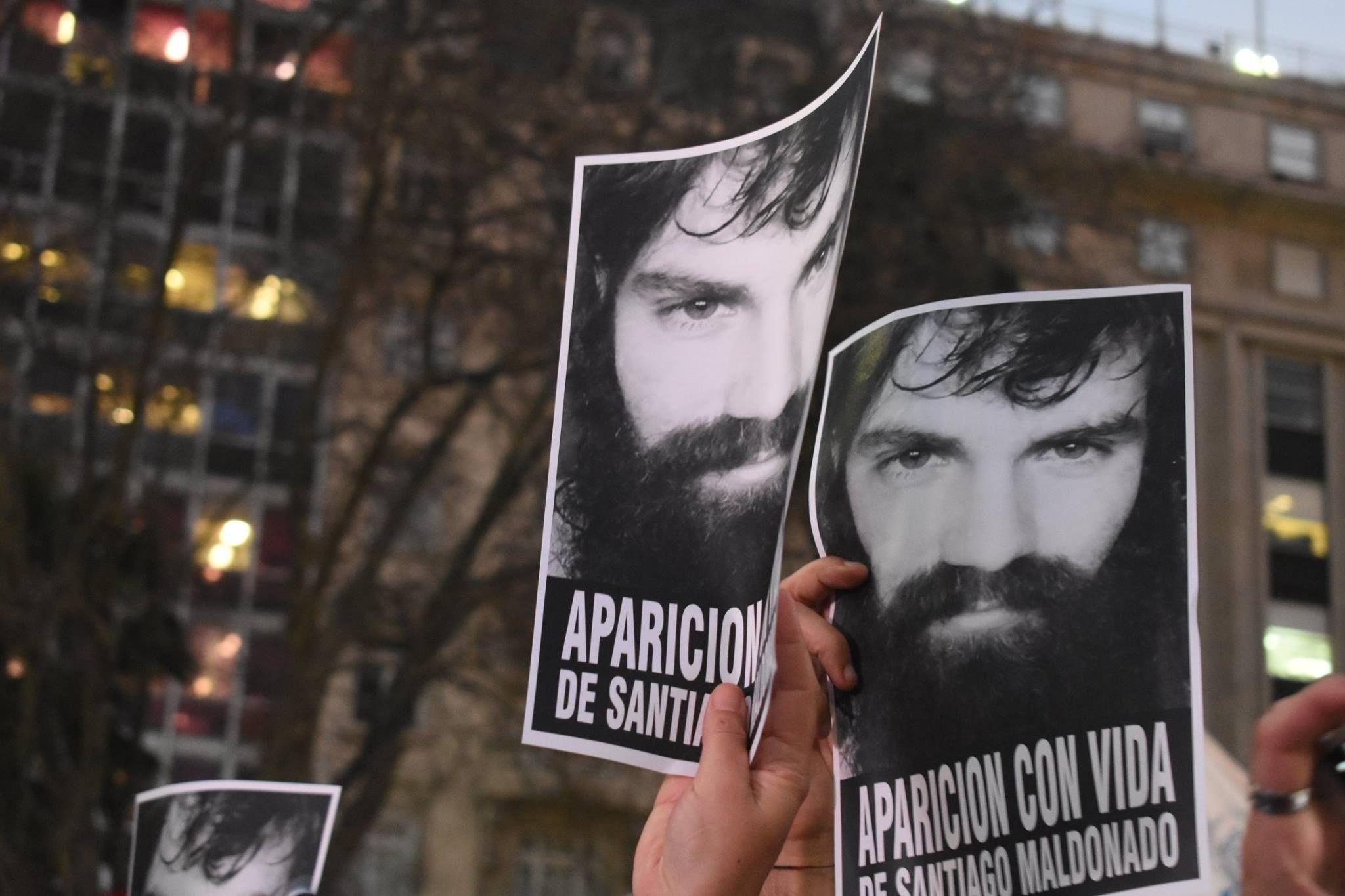Convocan para esta tarde a una marcha por Santiago Maldonado
