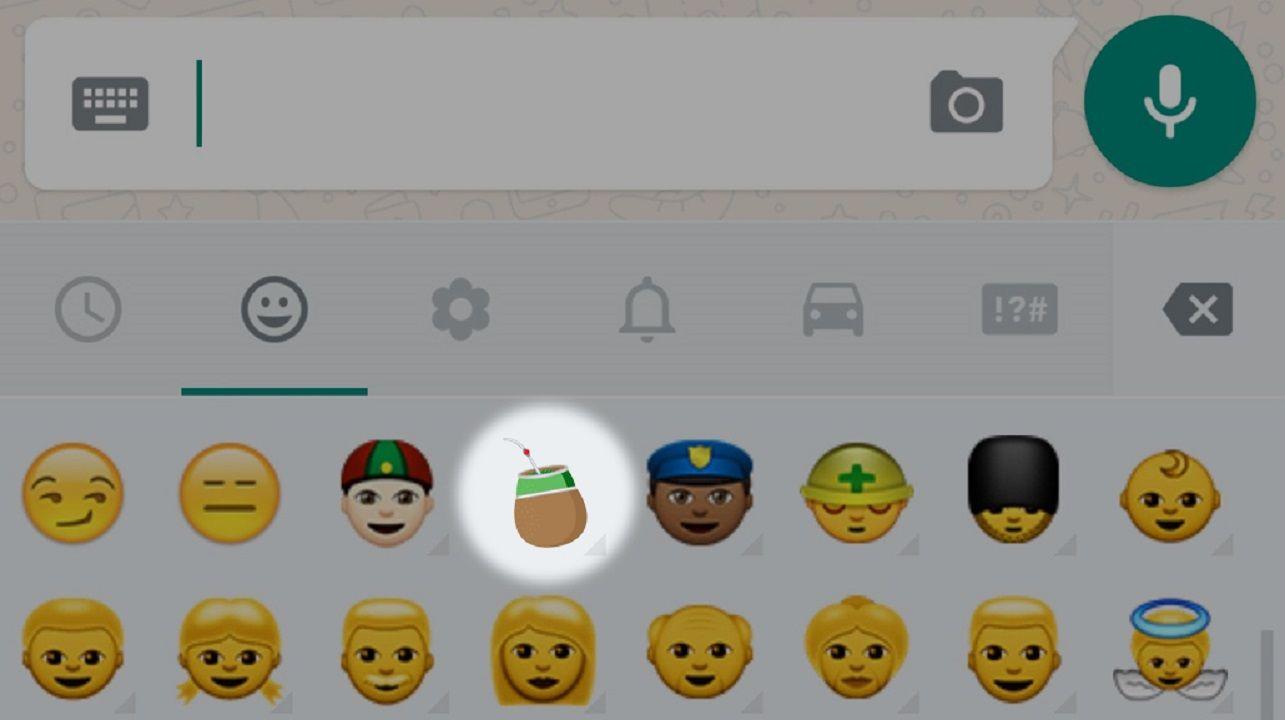 ¿Cuándo saldrá el emoji del mate?