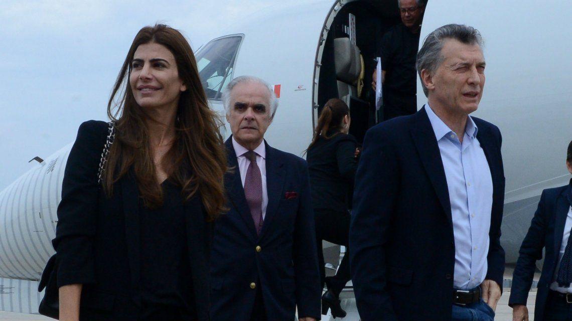 Caso Maldonado: en momento clave, Macri se fue a Uruguay