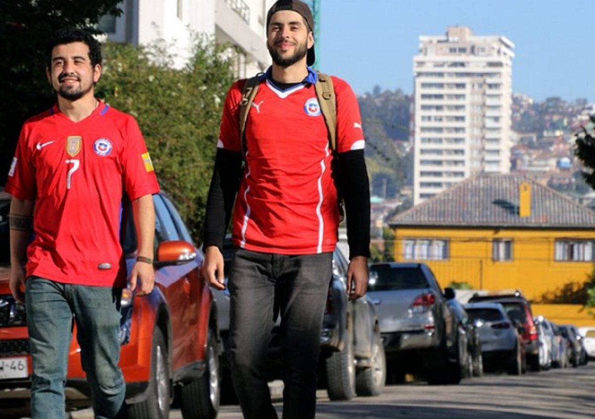 Vicente y Alfonso seguirán su camino pese a que Chile no estará en el Mundial