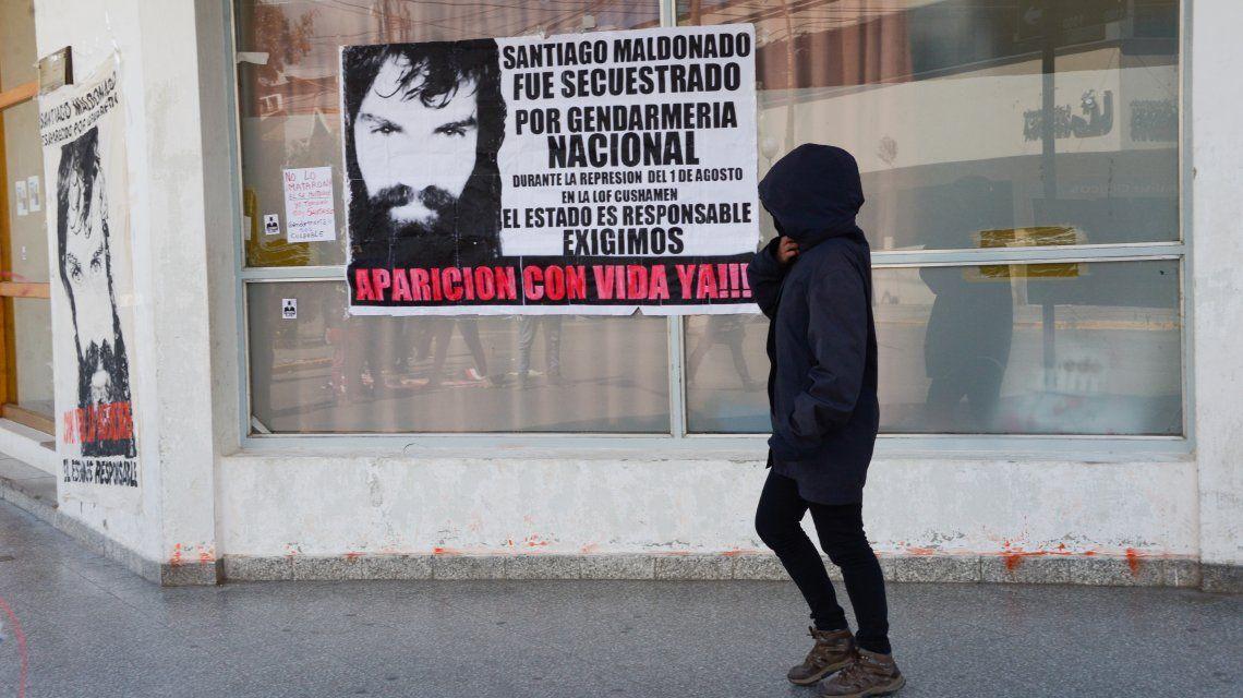 Caso Maldonado: El DNI está en perfecto estado