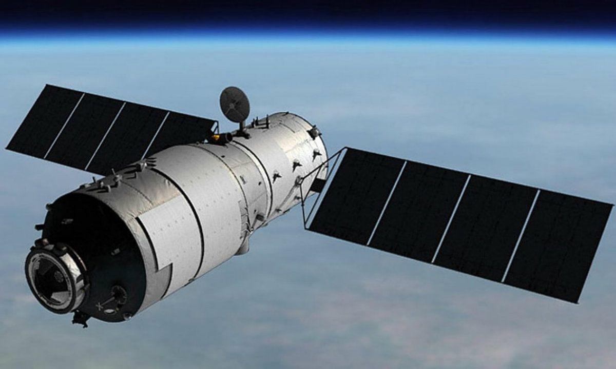 El satélite podría llegar a la Tierra a principios de 2018