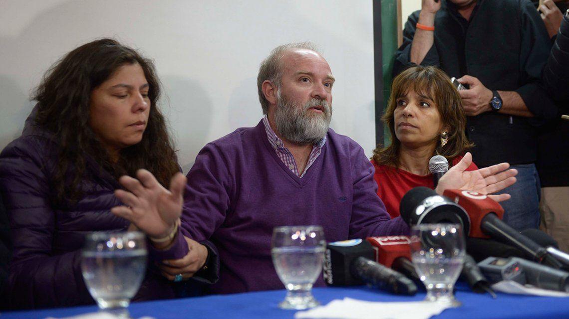 La familia de Santiago Maldonado no duda: el cuerpo fue plantado