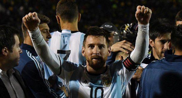 Messi fue el héroe de la clasificación de Argentina al Mundial