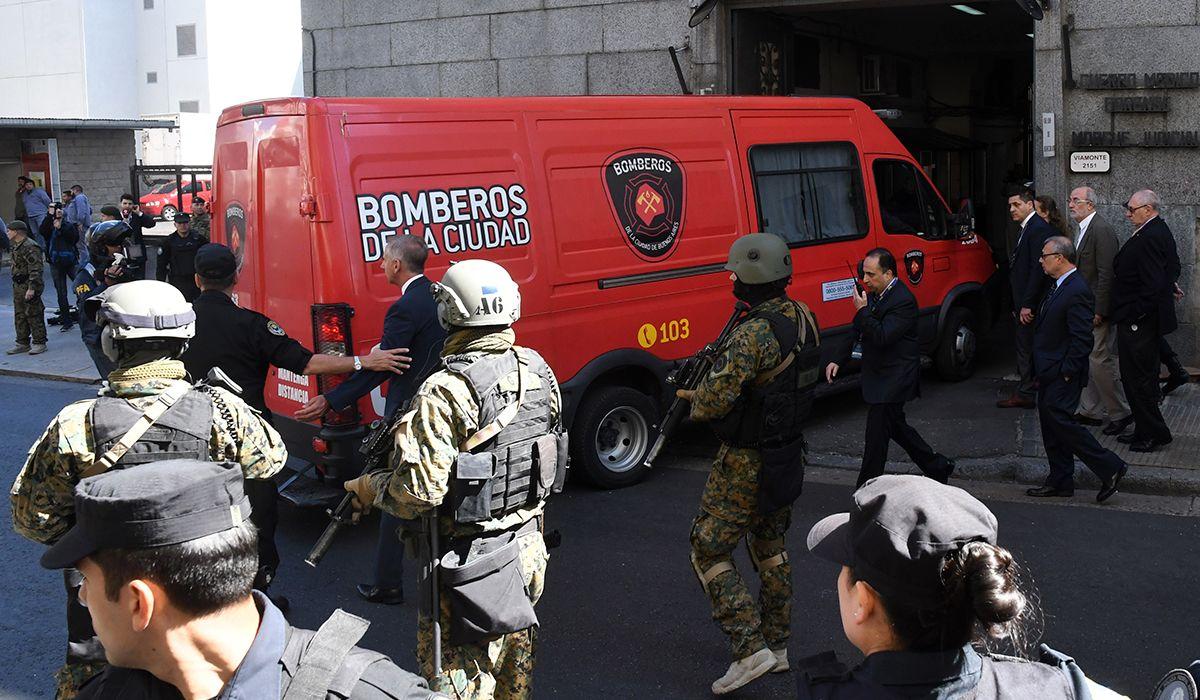 Caso Maldonado: comenzó la autopsia sobre el cuerpo hallado en el río Chubut