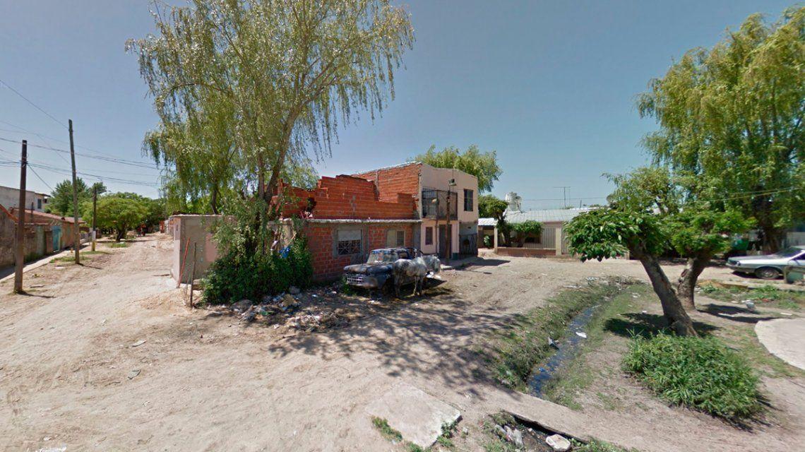 Una familia entera murió al incendiarse su casa