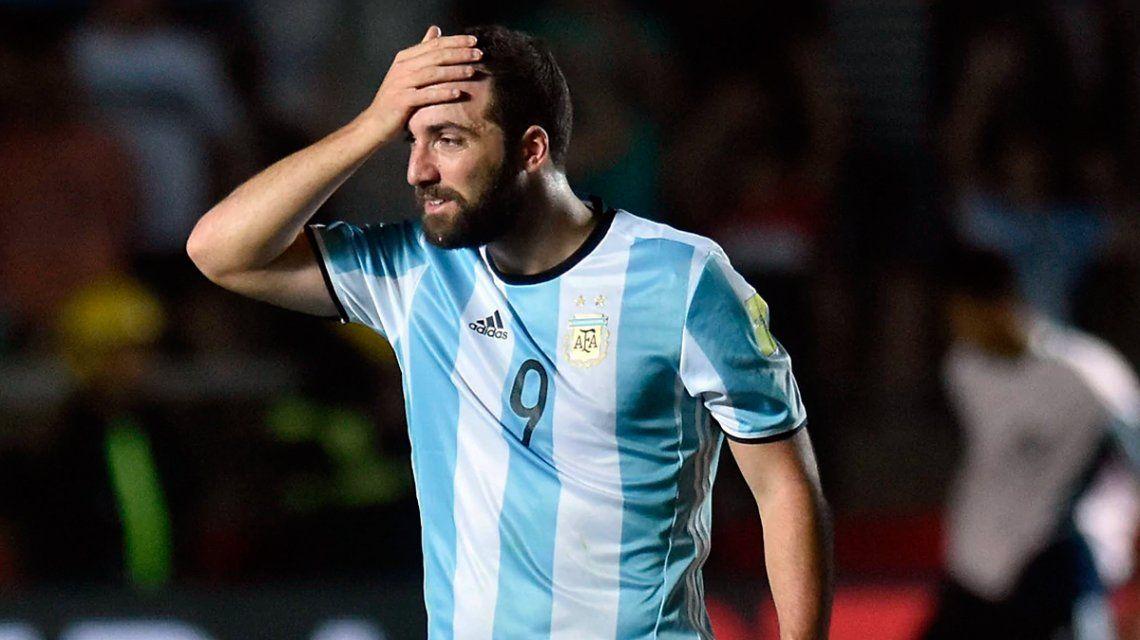 Romero pidió por Pipita Higuaín: Me pregunto cómo puede ser que no esté