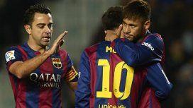 El secreto que Neymar reveló en pleno casamiento de Messi