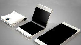 ¿El celular plegable será una realidad?