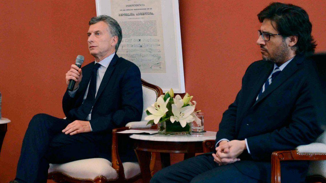 Germán Garavano: Valoramos el paso al costado que da Gils Carbó
