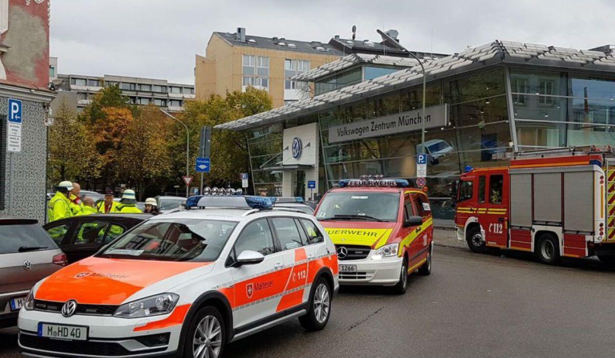 Un hombre hirió a cinco personas