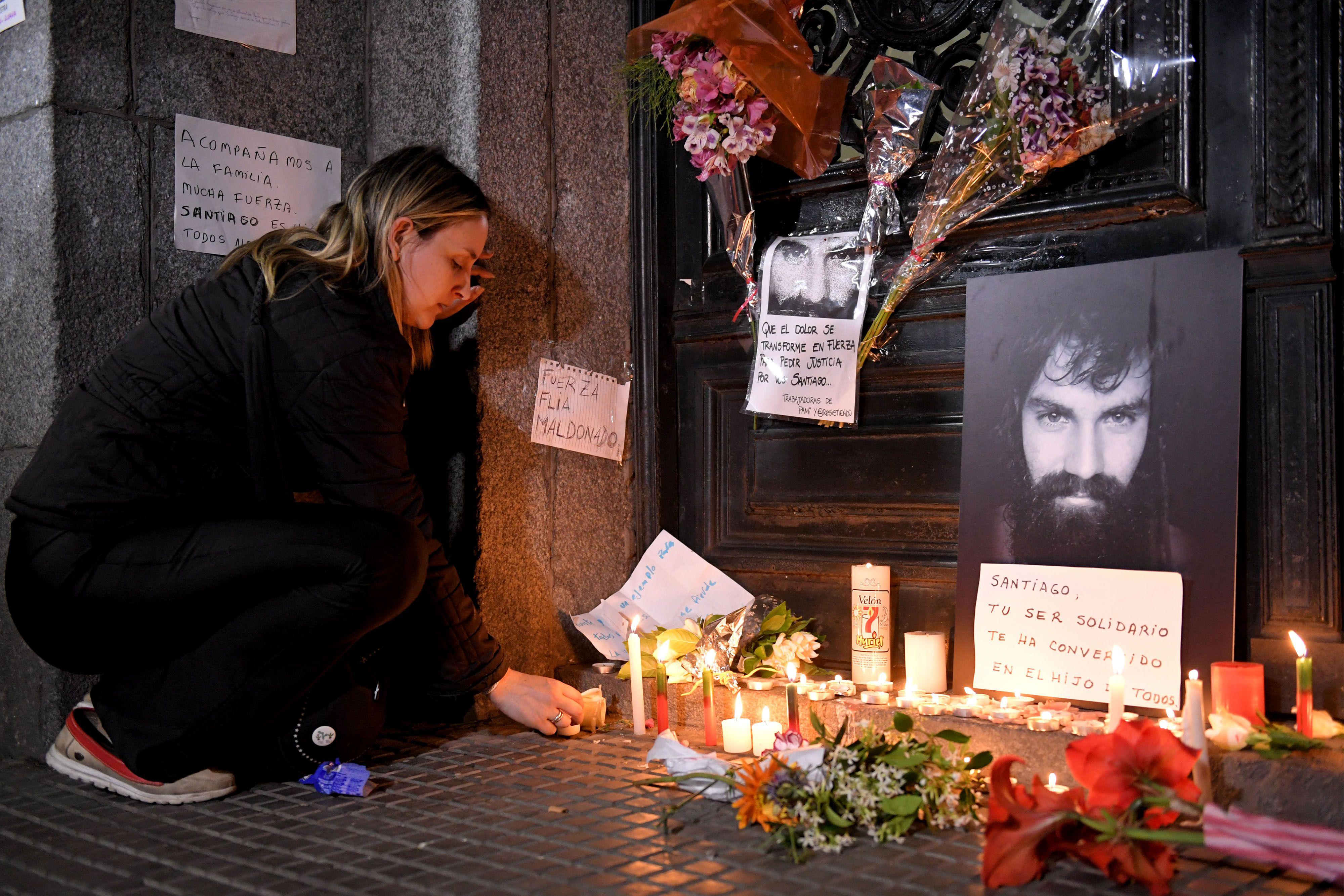 La ONU expresó consternación y envió sus condolencias a la familia Maldonado