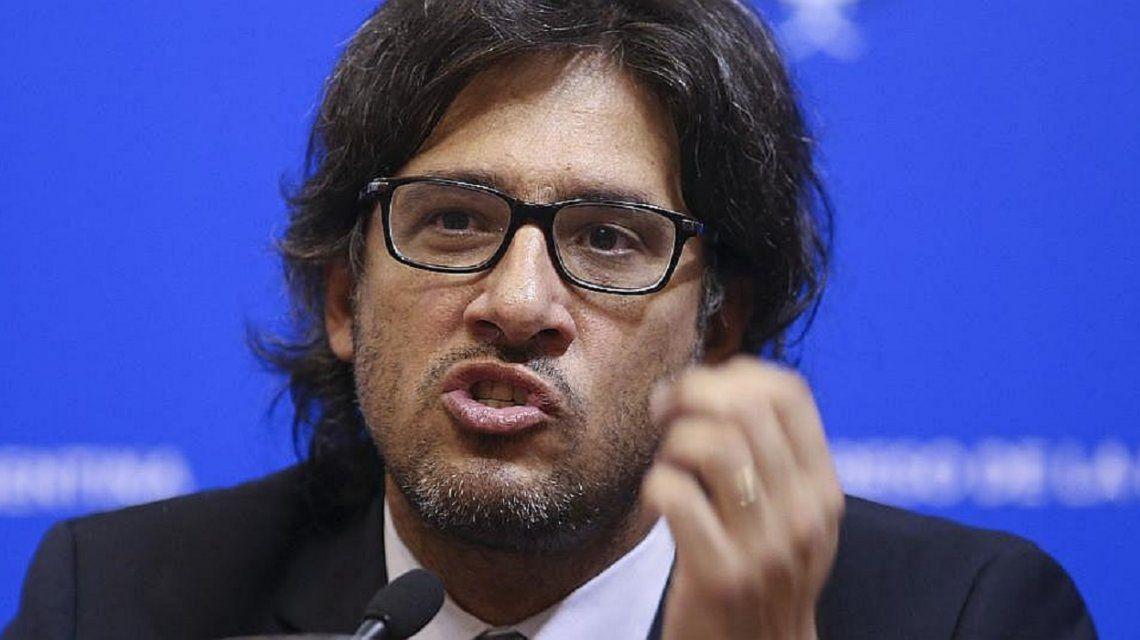 Germán Garavano aseguró que algunos gendarmes no dijeron la verdad
