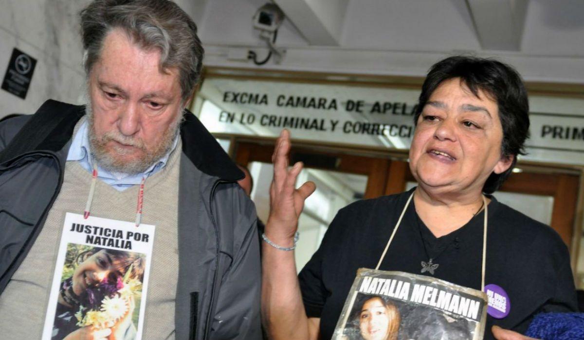 Los padres de Natalia Melmann disconformes con la resolución de la Justicia
